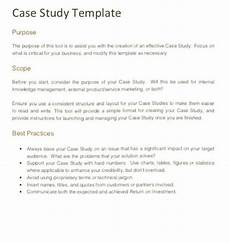 Psychology Case Study Template 5 Case Study Examples Amp Samples Effective Tips At