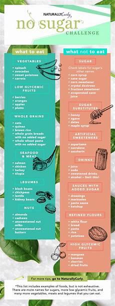 join our naturallycurly no sugar challenge no sugar