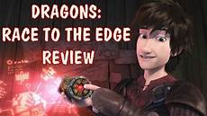 dragons race to the edge review