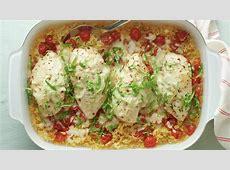 Garlic Butter Orzo Chicken Casserole Recipe   BettyCrocker.com