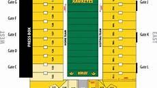 Many Rows Kinnick Stadium Seating Chart Kinnick Stadium Seating Chart Iowa Hawkeyes Football