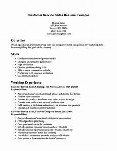 Customer Service Skills On Resume Customer Service Resume Sample And Tips With Images