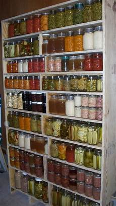 diy canned food cabinet the owner builder network