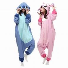 stitch and kigurumi onesie pajamas animal costumes