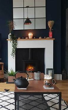Funky Interior Lighting Embrace Darker Walls And Metallic Industrial Lights For