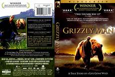 Free Movie Cover Grizzly Man Dvd Cover Cover Addict Free Dvd Bluray