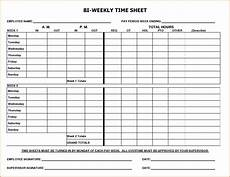 Weekly Payroll Sheet 8 Biweekly Payroll Timesheet Template Simple Salary Slip