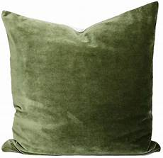 Green Sofa Pillows Png Image by Boho Pillow Velvet Pillow Cover Olive Green Pillow