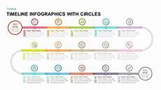 Powerpoint 2010 Timeline Template Infographic Circular Timeline Powerpoint Template