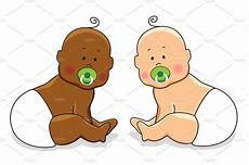 Cartoon Babies Pictures Cute Cartoon Characters Of Newborn Babies Graphic