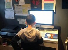 Remote learning a juggling act for those teachers with