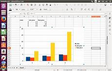 See Chart Ubuntu Spreadsheets In Ubuntu Tutorial 28 May 2020 Learn