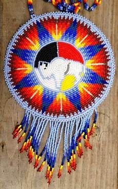 details about american lakota indian beaded quilled