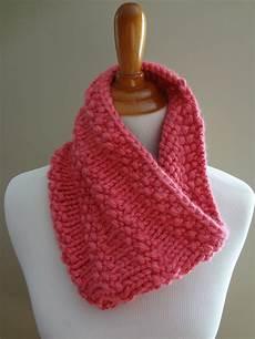 knitting cowl fiber flux free knitting pattern bubblegum cowl