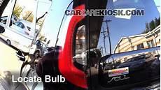 2014 Kia Brake Light Bulb Brake Light Change 2014 2019 Kia Soul 2014 Kia Soul 2