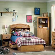 South Shore Bedroom Set South Shore Prairie Country Pine 3 Bedroom