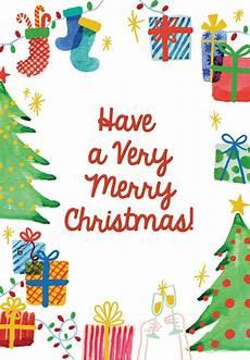 Printable Christmas Card Templates Best Holiday Ever Christmas Card Free Greetings Island