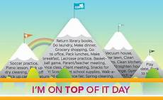 I M On Top Of It Day Cozi Family Organizer