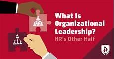 Organizational Leadership Degree What Is Organizational Leadership Hr S Other Half