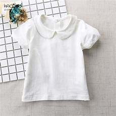 white sleeve shirt baby baby t shirt white color shirt turn collar