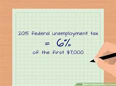 How To Calculate Payroll Taxes 4 Easy Ways To Calculate Payroll Taxes With Pictures