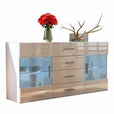 sideboards with glass doors co uk