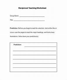 Free Worksheet Templates 8 Worksheet Templates For Teacher Free Word Pdf