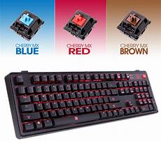 Mechanical Keyboard Switches Chart Which Switch Is Which