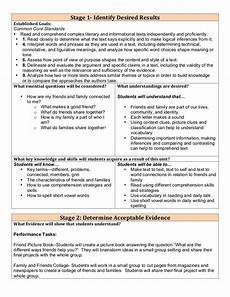 Lesoon Plan Differentiated Lesson Plan 1