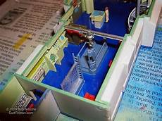 Moebius Seaview Lighting Kit Bob Nitsche S Moebius Seaview Culttvman S Fantastic Modeling