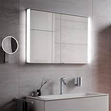 keuco royal match semi recessed mirror cabinets uk bathrooms