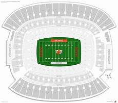 Cleveland Browns Stadium Seating Chart Pin On Seating Chart