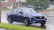 cadillac ct4 2020 2020 cadillac ct4 fully undisguised