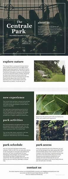 Single Page Brochure Template One Page Brochure Template 18 Free Psd Ai Vector Eps