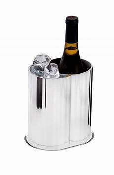 fresco aluminum wine cooler silver the greatest wine