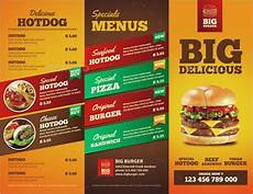 Food Brochure Templates 15 Fast Food Brochures Free Psd Ai Eps Format
