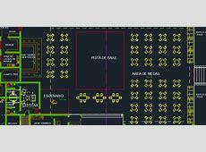 Luxury Restaurant, Bar & Nightclub 2D DWG Design Full Project for AutoCAD ? Designs CAD