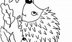 Malvorlagen Herbst Igel Ausmalbilder Herbst Eule Genial Malvorlagen Igel