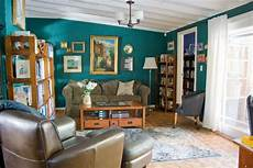 benjamin enchanted forest living room benjamin quot dragonfly quot wall color creates a saturated