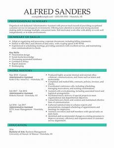 Keywords For Executive Assistant Resume Executive Assistant Resume Examples Created By Pros