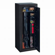 stack on products 16 gun tactical security cabinet black