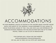 How To Word Hotel Accommodations For Wedding Invitations Wedding Wednesday How To Wedding Websites Bridal