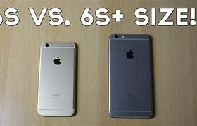 Image result for iPhone XVS 6s Plus Size