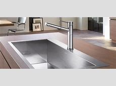 Stainless steel kitchen sinks   BLANCO