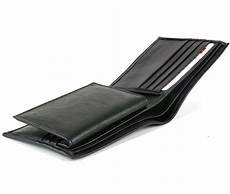 Trifold Or Bifold Alpine Swiss Mens Leather Wallet Money Clip Bifold Trifold