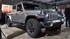 jeep 2020 lineup 2020 jeep gladiator looks and ready in la roadshow