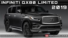 2019 infiniti price 2019 infiniti qx80 limited review rendered price specs