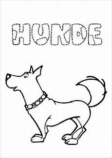 Hunde Malvorlagen Ausmalbilder Hunde 15 Ausmalbilder Kinder