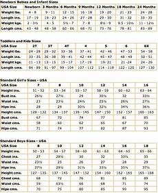 Uk And Us Size Conversion Chart En Dehors De L Europe Mod 232 Le D 233 Cembre 2015