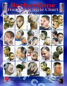Barber Shop Haircut Styles Chart Barber Style Charts